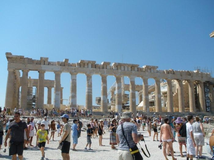 Partenon Acropolis